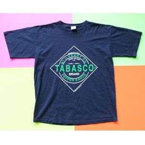 Vintage Single Stitch Tabasco Sauce T-Shirt